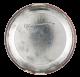 Harold Washington Photograph button back Political Button Museum
