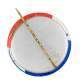 Humphrey Muskie button back Political Button Museum