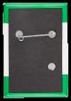Joan Jett Blakk button back Political Button Museum