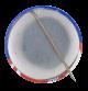 Mondale Ferraro Star button back Political Button Museum