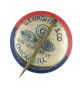 Moreland for Assessor button back Political Button Museum