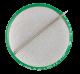 UAW Carter Mondale Region 10 button back Political Button Museum