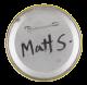 Robert Frost Elementary button back Schools Button Museum