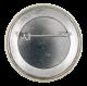 A Hug a Day button back Social Lubricators Button Museum