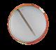 Darn Dandruff button back Social Lubricators Button Museum