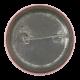 Doobie Or Not Doobie button back Social Lubricators Button Museum