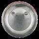 Talk Tourist button back Ice Breakers Button Museum