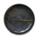 I am A Grump button back Social Lubricators Button Museum