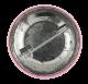Kiss My Ass button back Social Lubricators Button Museum