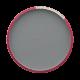 Pink No button back Social Lubricators Button Museum