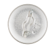 Jack-O-Lantern button back Smileys Button Museum