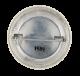 Sigue Sigue Sputnik Smiley button back Smiley Button Museum