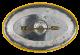 Cabrillo Conquistadores Rule button back Sports Button Museum