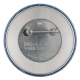 Cubs Blue Circles button back Chicago Button Museum