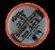 Dave Concepcion Cincinnati Reds button back Sports Button Museum