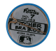Fernando Valenzuela Los Angeles Dodgers button back Sports Button Museum