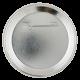Go Bullistic button back Chicago Button Museum