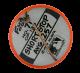 Ozzie Smith St. Louis Cardinals button back Sports Button Museum