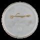 Packer Power button back Sports Button Museum
