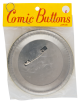 Don't Waste Time Reading Buttons button back Self Referential Button Museum