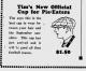 Tim's Store advertisement, Lawrence Journal-World, Sept. 1926