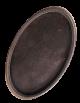 Portrait Of A Couple button back Art Button Museum