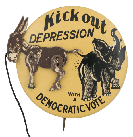 Kick Out Depression button image