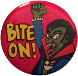 Topps Batty Button #13