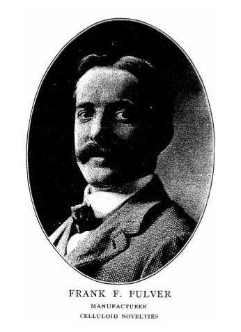 Image of F. F. Pulver from Ancestry.com