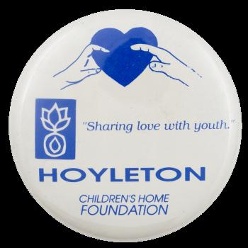 Hoyleton Advertising Busy Beaver Button Museum