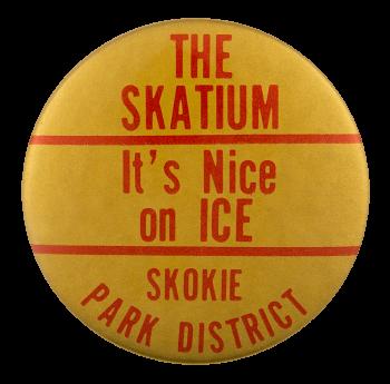 The Skatium Skokie Advertising Busy Beaver Button Museum