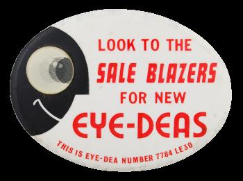 Eye Deas Advertising Button Museum