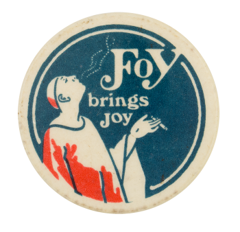 Foy Brings Joy Advertising Button Museum