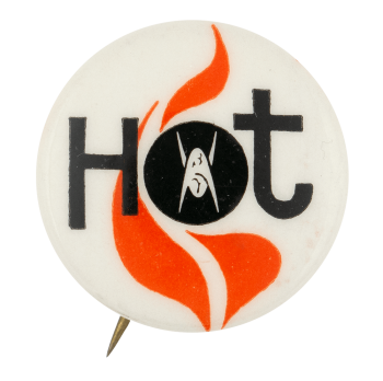 Hot Advertising Button Museum