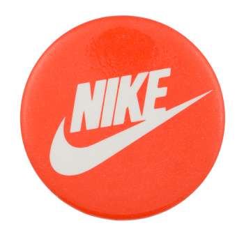 Nike Advertising Button Museum