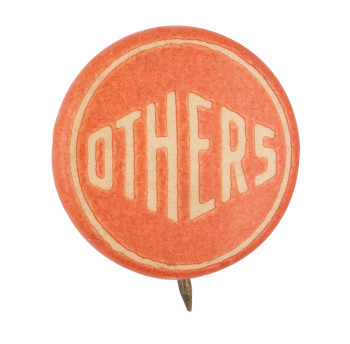 Others Advertising Button Museum