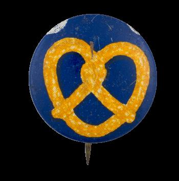 Arthur McGonigle Pretzel Political Button Museum