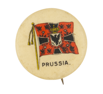 Prussia Advertising Button Museum
