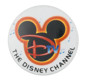 The Disney Channel Advertising Button Museum