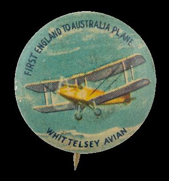 Whittelsey Avian Advertising Button Museum