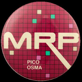 MRP Art Busy Beaver Button Museum