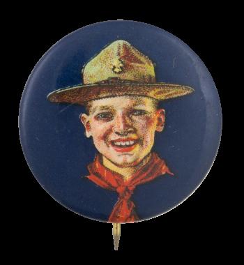 Boy Scout Art Button Museum