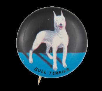 Bull Terrier Art Button Museum