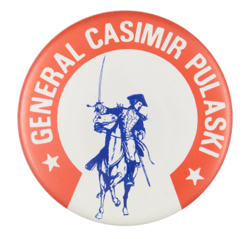 General Casimir Pulaski Art Button Museum