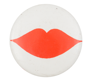 Lips Art Button Museum