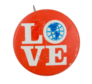 Love World Art Button Museum