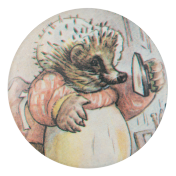 Mrs. Tiggy Winkle Art Button Museum