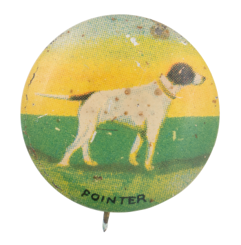 Pointer Art Button Museum