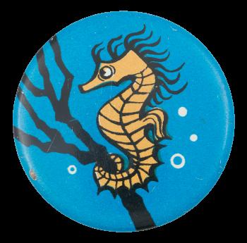 Seahorse Art Button Museum