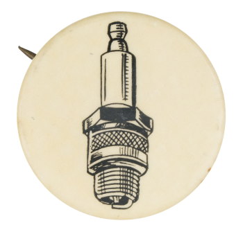 Spark Plug Art Button Museum